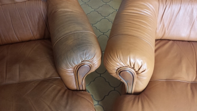 restauration de canapé en cuir